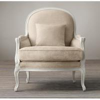 Stylish nice fabric living room chairs solid wood fabric for Nice living room furniture chairs