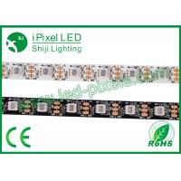 Wholesale DC12V Full Color Digital RGB LED Strip 60leds With 60pcs SJ1211 IC Chip High Brightness Car Decoration from china suppliers