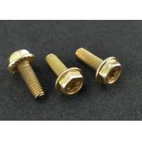 Wholesale Phillips Drive Hex Washer Head Thread Forming Screws For Metal Sheets Carbon Steel Zinc  Finish from china suppliers