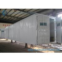 Wholesale 50000 L Mobile Refuel Station Container , ISO 40FT Oil Storage Tank from china suppliers