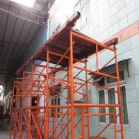Wholesale door scaffolding steel frame scaffolding from china suppliers