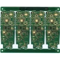 Wholesale 2-layer pcb manufacture, pcb prototype, pcb copy board with 0.5OZ copper thickness from china suppliers