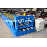 Wholesale Steel Deck Forming Machine/ Galvanized Floor Decking Roll Forming Machine/ Roof Sheet Floor Tile from china suppliers