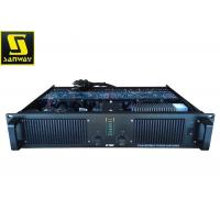 Wholesale 12.5 kg Two Channel OEM Power Amplifier 2800 Watts for Church from china suppliers