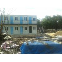 Wholesale Customized Mobile Office 40 Feet Containers Housing Construction Site Combined from china suppliers