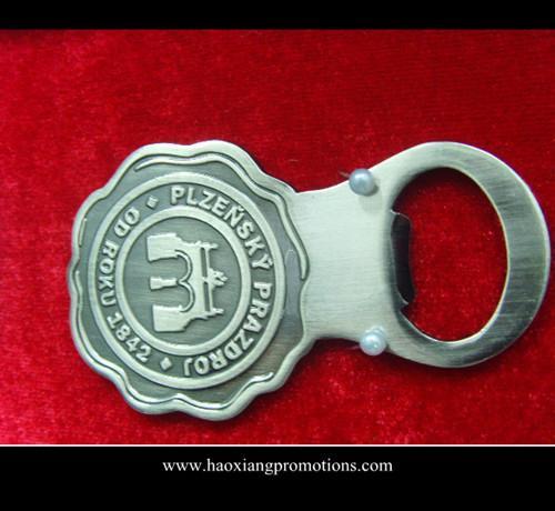 Quality OEM Custom Beer Bottle Opener/ Wine Opener/ Custom Wine Corkscrew for sale
