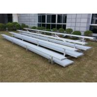 Buy cheap Movable Temporary Grandstand Anodized Alloy With Light Weight Aluminum Frame from wholesalers