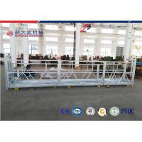 Wholesale ZLP Series Suspended Working Platform for construction , decoration , cleaning from china suppliers