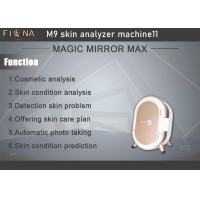 Wholesale Smart RGB Magic Mirror Skin Analyzer Machine 3d Face Camera For Auto Skin Analysis from china suppliers
