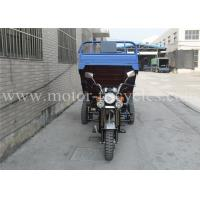Wholesale 150CC 200CC 250CC Three Wheel Motorcycles Cars Manul Clutch With 2130mm Wheel Base from china suppliers