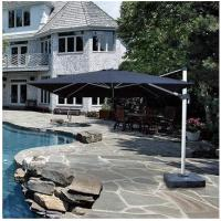 Wholesale Roma Garden Furniture 3M Outdoor Cantilever Patio Umbrella With Side Columns from china suppliers