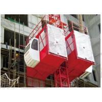 Wholesale Painted or Hot Dipped Zinc Passenger Hoist SC100 / 100 With Cage Size 3 * 1.3 * 2.5m from china suppliers
