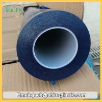 Wholesale 60mic Blue Polyethylene Plastic Film Glass Protection Tape Stable Adhesive from china suppliers
