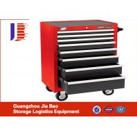 Wholesale Mobile Steel Workbench Metal Industrial Storage Cabinets With Wheel from china suppliers