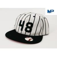 Wholesale White Letter Embroidery Sports Snapback Personalized Baseball Caps Collapsible Peak Skull from china suppliers