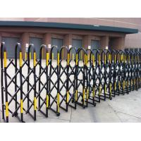 Wholesale Vehicle Access Control Manual Crowd Control Gate With Inter-Connectors from china suppliers