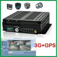 China Car DVR Recorder H 264 Video Security CCTV for Vehicle with free CMS software on sale
