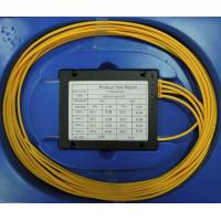 Wholesale Low Insertion Loss 1x4 Fiber Optic Splitter for Optical Communication System from china suppliers
