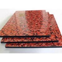 Wholesale High peel strength 4mm PVDF Aluminum Composite Panel / ACP For Building Facade from china suppliers
