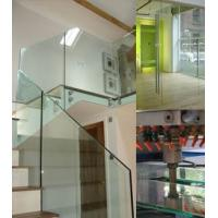 Wholesale Railing System Laminated Security Glass With PVB Interlayer from china suppliers