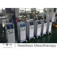 Wholesale No Surgery Needle Free Mesotherapy Machine , RF Ultrasound Skin Tightening Machine from china suppliers