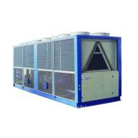 Wholesale 380V Air Cooled Screw Chiller , Plastic Injection Molding Water Cooled Chiller System from china suppliers