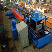 Buy cheap 38*12mm Galvanized Steel Small Main Channel   Roll Forming Machine for Ceiling and Roofing framing from wholesalers