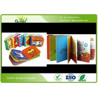 Wholesale Color Printing Childrens Board Books , Film Lamination Popular Toddler Books from china suppliers