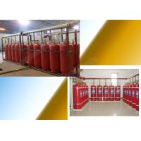 Wholesale 100L Storage Fm200 Fire Suppression System No Damage To Ozone Layer from china suppliers