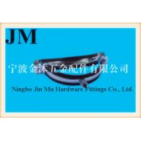 Wholesale Residential Water Pipe Repair Clamp , 1/2 - 4 Inch Rubber Insulated Metal Clamps from china suppliers