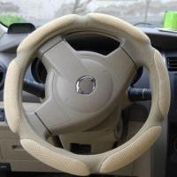 Wholesale Steering Wheel Cover/Easily Installed to Almost Every Car Steering Wheel/Available in Various Colors from china suppliers