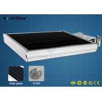 Wholesale Aluminum Alloy IP65 Solar LED Street Light Parking Lot Lights With 3 Years Warranty from china suppliers