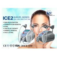 Wholesale Professional E-Light IPL RF 110V - 220V 2500W Ipl Laser Hair Removal Machine from china suppliers