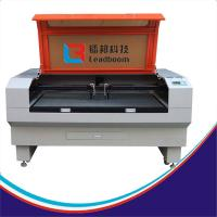 Wholesale CCD Leather Clothing Fiber Laser Cutting Machine For Plastic Material from china suppliers