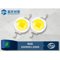 Wholesale 1 Watt High Power White LED Chip 170LM High Lumen for Tunnel Light from china suppliers