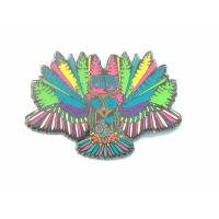 Wholesale Colorful Cute Hard Lapel Enamel Pins Animal Owl Shape For Business Gifts from china suppliers
