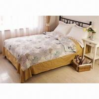Wholesale 100% Cotton Bedspread Quilting Bedding Set for Children, with Printing from china suppliers