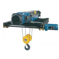 Wholesale 3- 150m Lift height 1- 63t Lift capacity mini wire rope Electric Rope Hoist from china suppliers