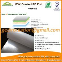 Wholesale PSK Coated PE Foil for fiberglass wool facing from china suppliers