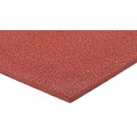 Wholesale Indoor rubber floor mat anti-slip,recycled rolls 6mm width:1.22m red from china suppliers