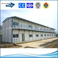 Quality Light steel structure home building construction prefabricated house for sale