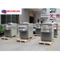 Wholesale 8mm Steel X Ray Baggage Scanner security equipments in airport from china suppliers