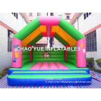 Wholesale Indoor Fire Retardant Material Inflatable Jumping Castle Fashion Style For Toddler from china suppliers