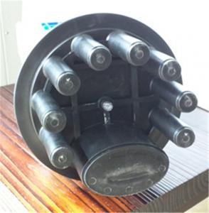 Quality 9 Entry Port Fiber Splice Closure Fiber Optic Splice Tray Lightweight for sale