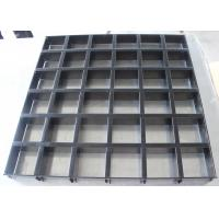 Wholesale Installed with Frame Grid Square Metal Grid Ceiling For indoor decoration from china suppliers