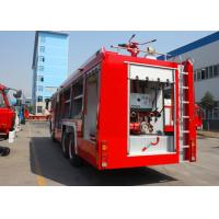 Wholesale HOWO Fire Fighting Trucks 6x4 12m3 , Fire Fighting Vehicles from china suppliers