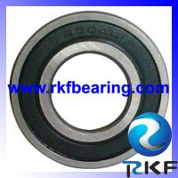 Wholesale Low noise black steel Deep Groove Ball Bearings 6004 2RS for Electric motors from china suppliers