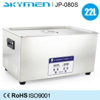 Wholesale 22L Lab Instrument Benchtop Ultrasonic Cleaner Digital Control 40KHz Frequency from china suppliers