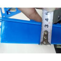 Quality Ultra Thin Stainless Steel Bandit Strap For Packing Automotive Parts , ASTM Standard for sale