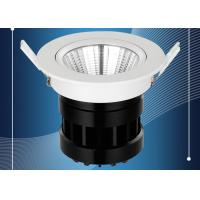 Wholesale Anti Glare Adjustable LED Downlights High CRI , Recessed Lighting For Bathrooms from china suppliers